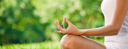 Yoga-Intensivwoche mit Marion Schömbs