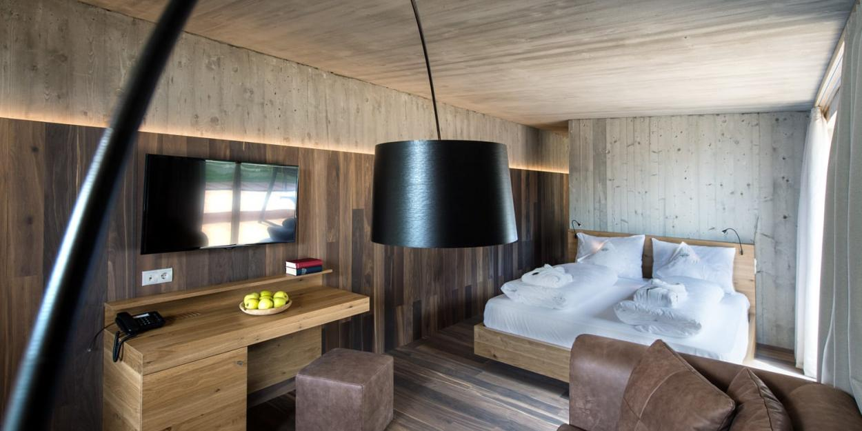 Panorama Suite Deluxe mit Sauna