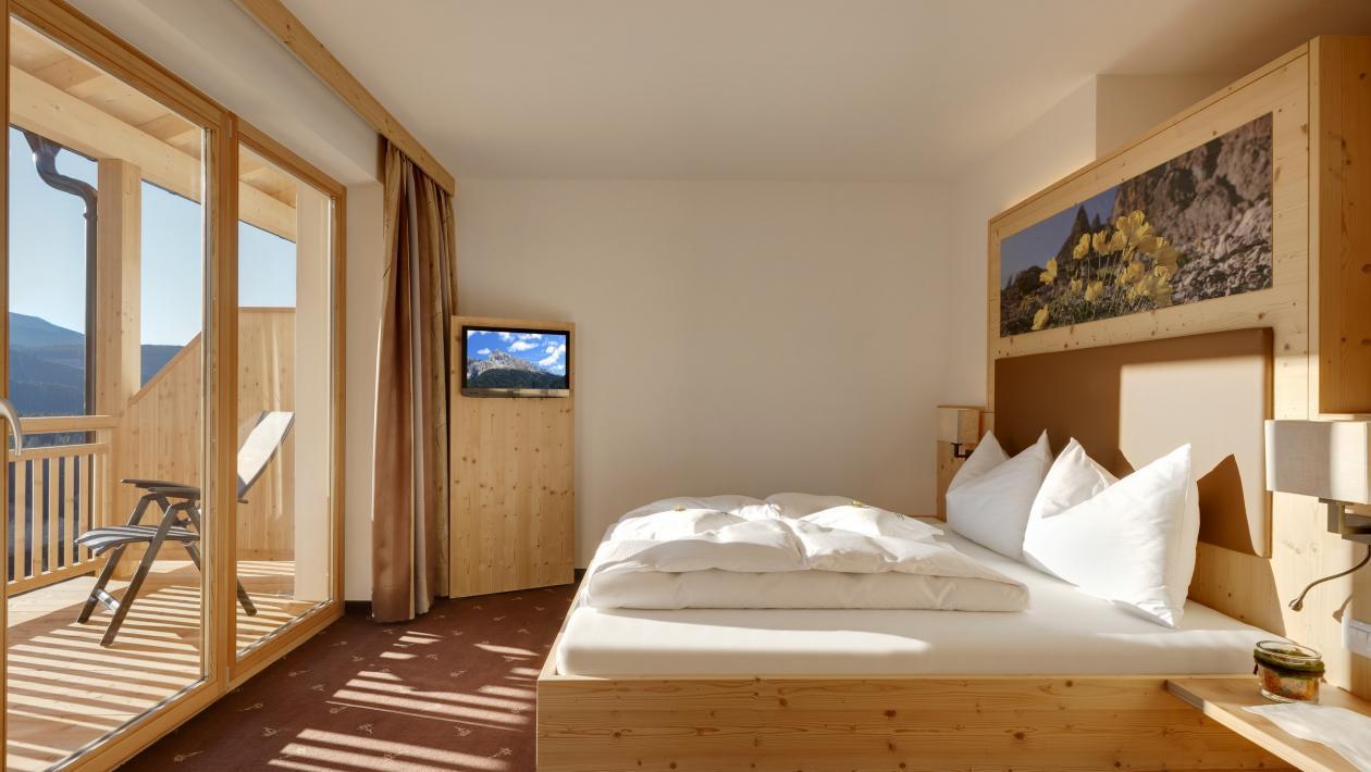 Vacanze Nelle Dolomiti Hotel Delle Erbe Aromatiche Zischghof