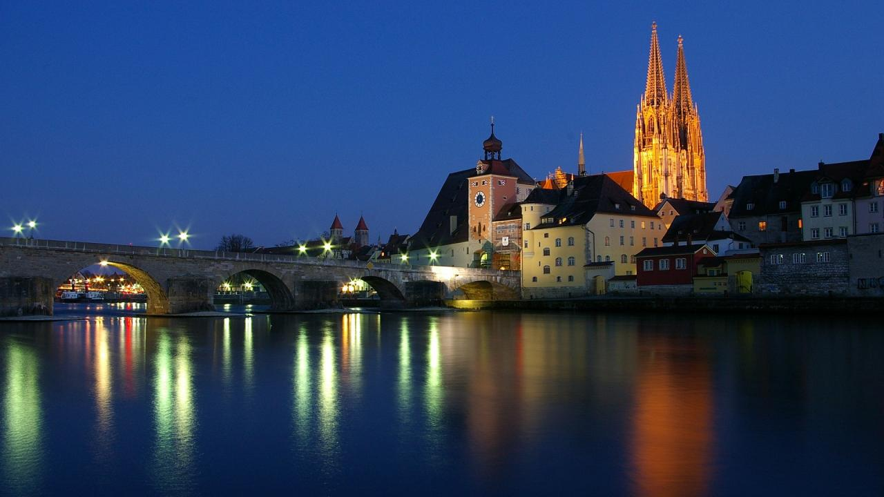 Discover Upper Palatinate & Experience Regensburg - 5 days