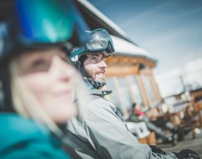 Freundschaftswochen im Skigebiet Ladurns