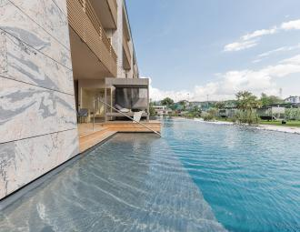 Superior Suite mit privatem Pool-Zugang