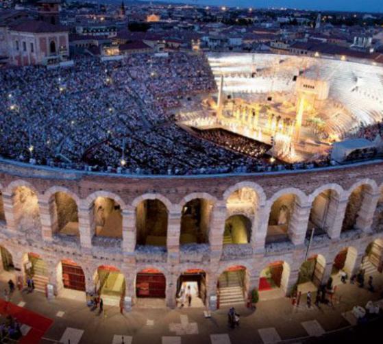 Arena di Verona Special - Hotel Seeleiten