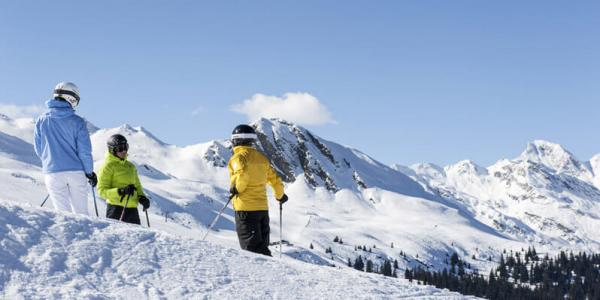 Sunny skiing days 7 = 6