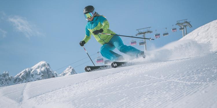 Skifahren & Carven in Südtirol