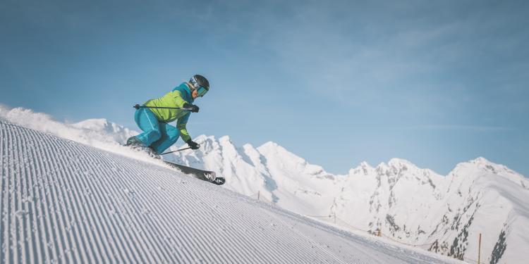 Il piacere di sciare a Vipiteno