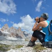 Wandern für Singles und Alleinreisende in den Dolomiten