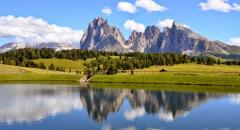 Explore the Dolomites
