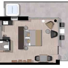 NEUE Balance SPA Suite Garden