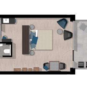 NEUE Balance Suite Garden