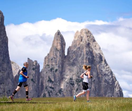 Settimana della Mezza Maratona Alpe di Siusi