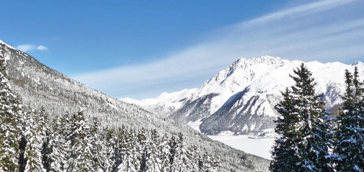 Ski-Start-Genusstage