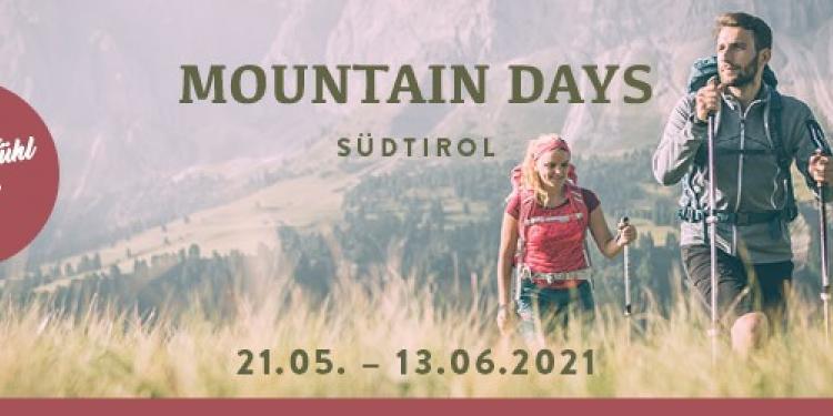 Mountain Days Südtirol 2020