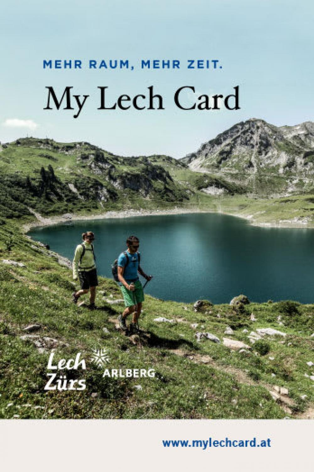 der Berghof, Lech